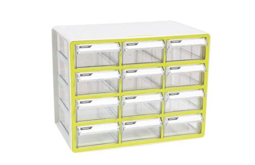 Kapamax Storage Tool Cabinet 12格零件櫃 Afelda Shop