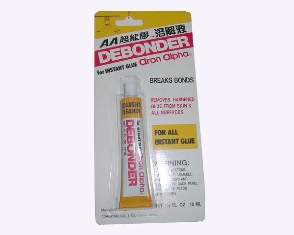 Aron Alpha Aa 10ml Super Glue Debonder 超能膠溶解液 Afelda Shop