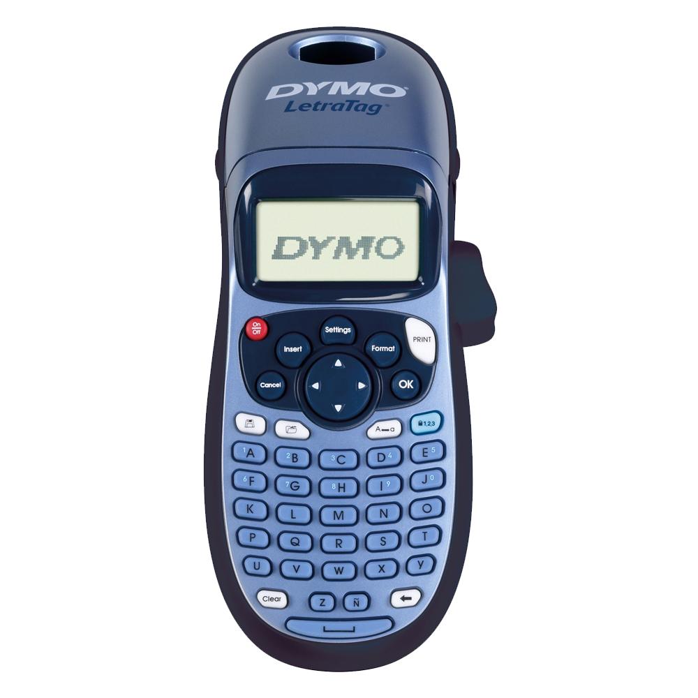 Dymo Razor Electronic Label Machine Lt 100h 英文標籤機 Afelda